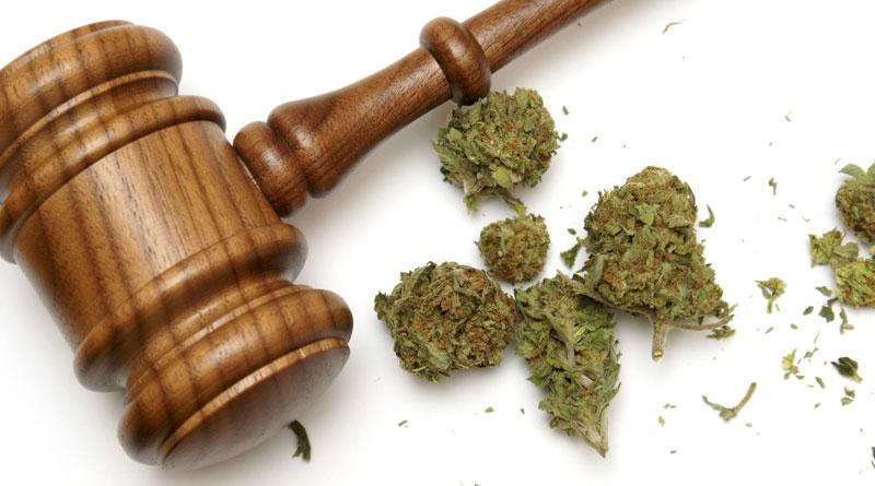 Prawo a marihuana